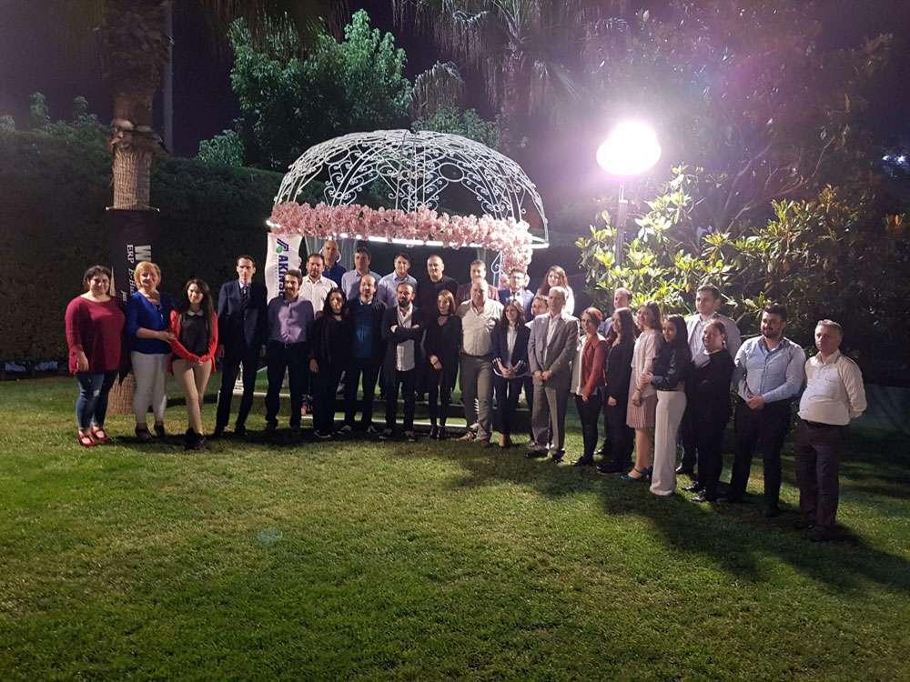AKINSOFT İstanbul 9 Geleneksel İftar Yemeğinde - 11