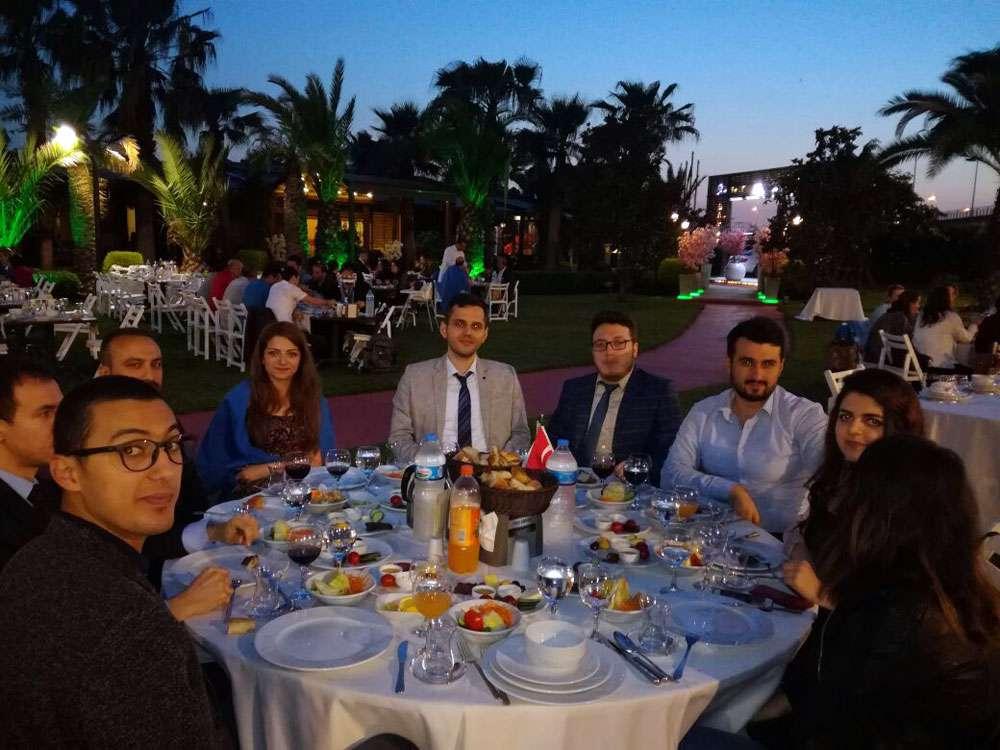 AKINSOFT İstanbul 9 Geleneksel İftar Yemeğinde - 1