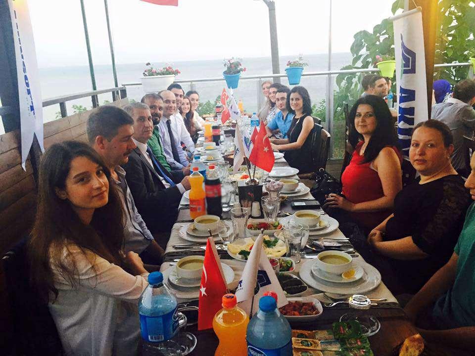 AKINSOFT İstanbul Plaza Çalışanları İftar Yemeğinde - 3