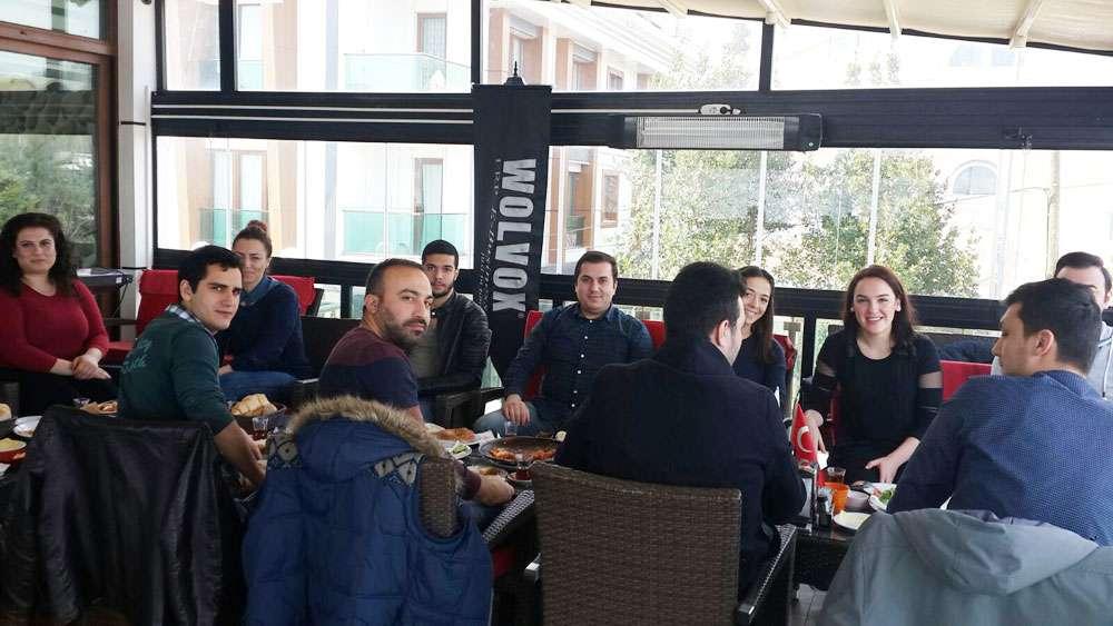 AKINSOFT Konya ve AKINSOFT İstanbul Plaza Çalışanları İçin Kahvaltı ve Motivasyon Etkinliği - 1