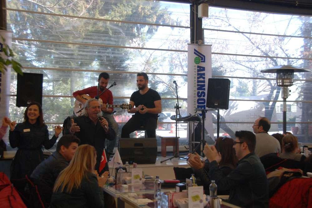 AKINSOFT Konya ve AKINSOFT İstanbul Plaza Çalışanları İçin Kahvaltı ve Motivasyon Etkinliği - 6