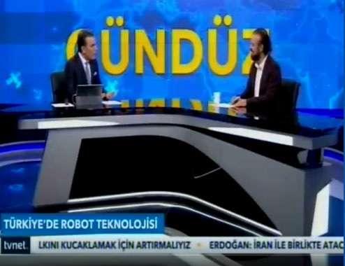 Tvnet Ekranlarında Yayınlanan Cüneyt ÖZDEMİR ile