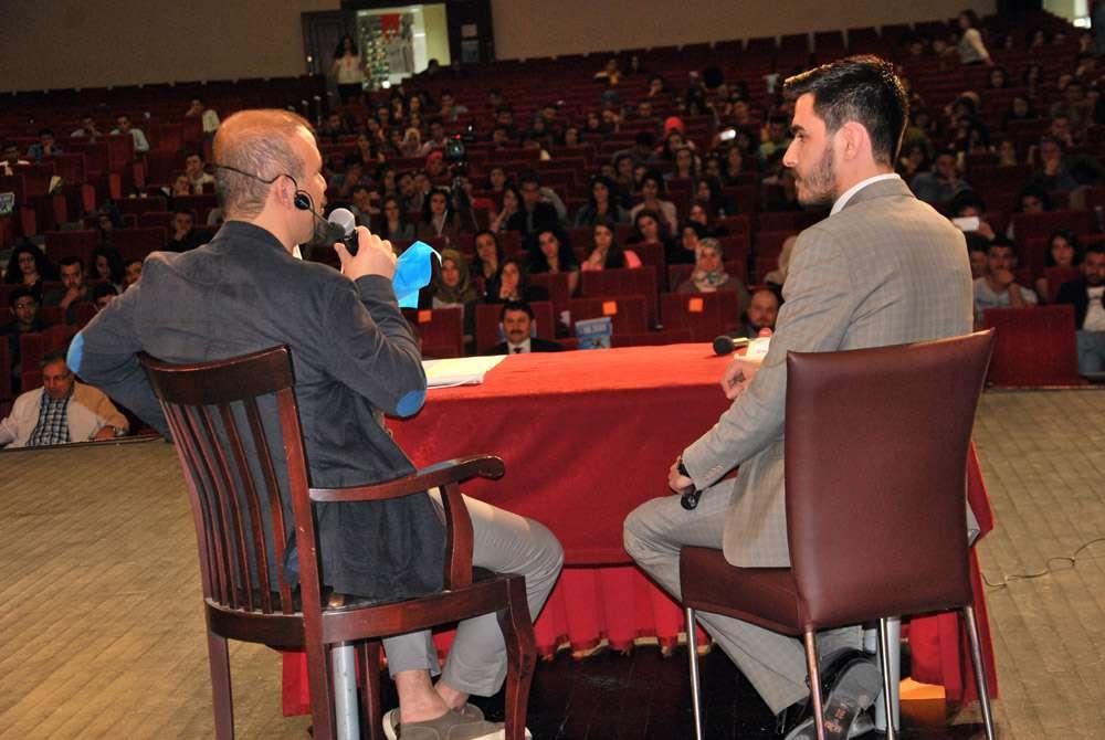 AKINSOFT Yönetim Kurulu Başkanı Dr Özgür AKIN Afyon Kocatepe Üniversitesi Öğrencileriyle Söyleşide - 9
