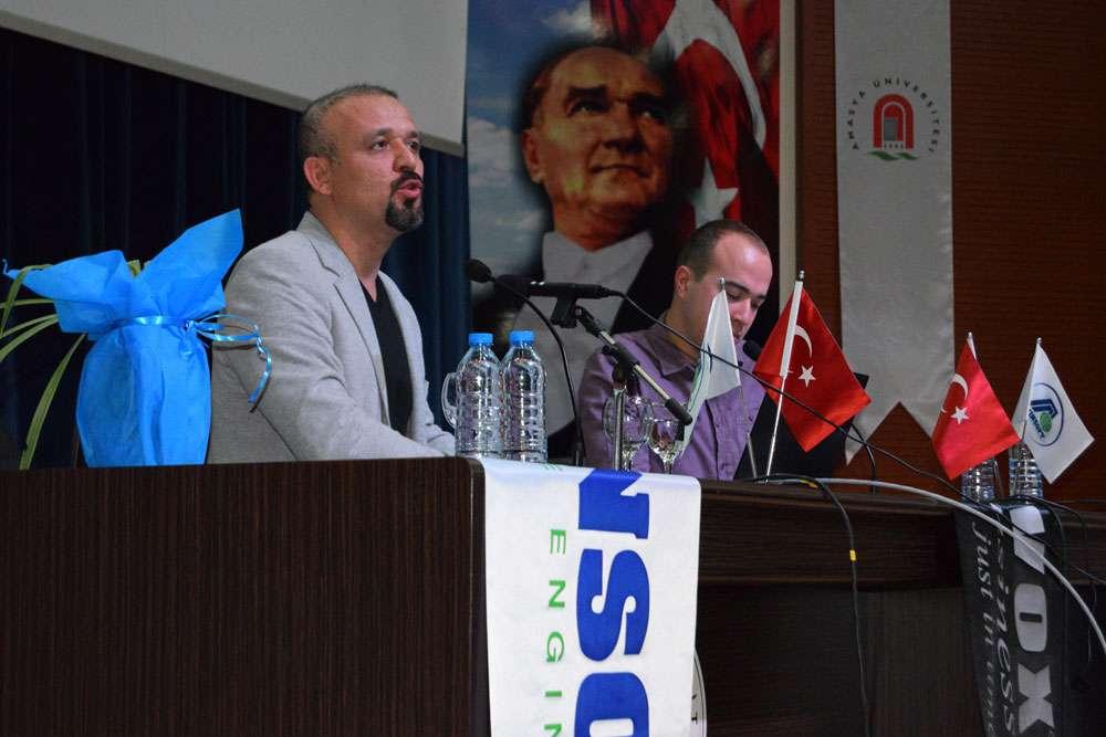 AKINSOFT Yönetim Kurulu Başkanı Dr Özgür AKIN Amasya Üniversitesi Öğrencileriyle Söyleşide Buluştu - 13