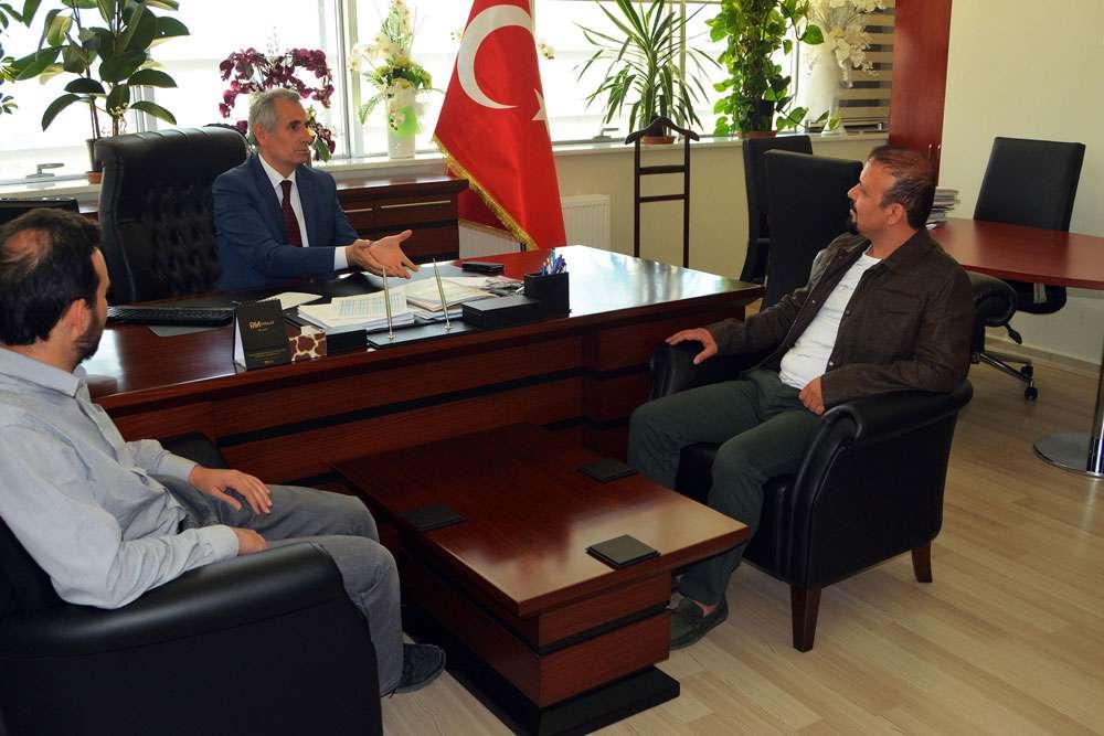 AKINSOFT Yönetim Kurulu Başkanı Dr Özgür AKIN  Konya Necmettin Erbakan Üniversitesi Öğrencileriyle Söyleşide - 7