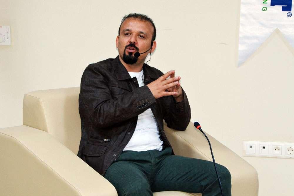 AKINSOFT Yönetim Kurulu Başkanı Dr Özgür AKIN  Konya Necmettin Erbakan Üniversitesi Öğrencileriyle Söyleşide - 12