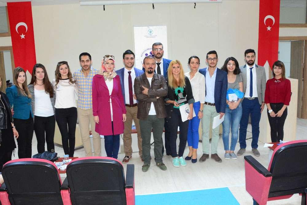AKINSOFT Yönetim Kurulu Başkanı Dr Özgür AKIN  Konya Necmettin Erbakan Üniversitesi Öğrencileriyle Söyleşide - 5