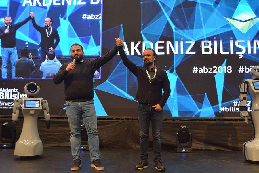Dr Özgür AKIN Antalyada Düzenlenen 4 Akdeniz Bilişim Zirvesine Konuk Oldu - 3