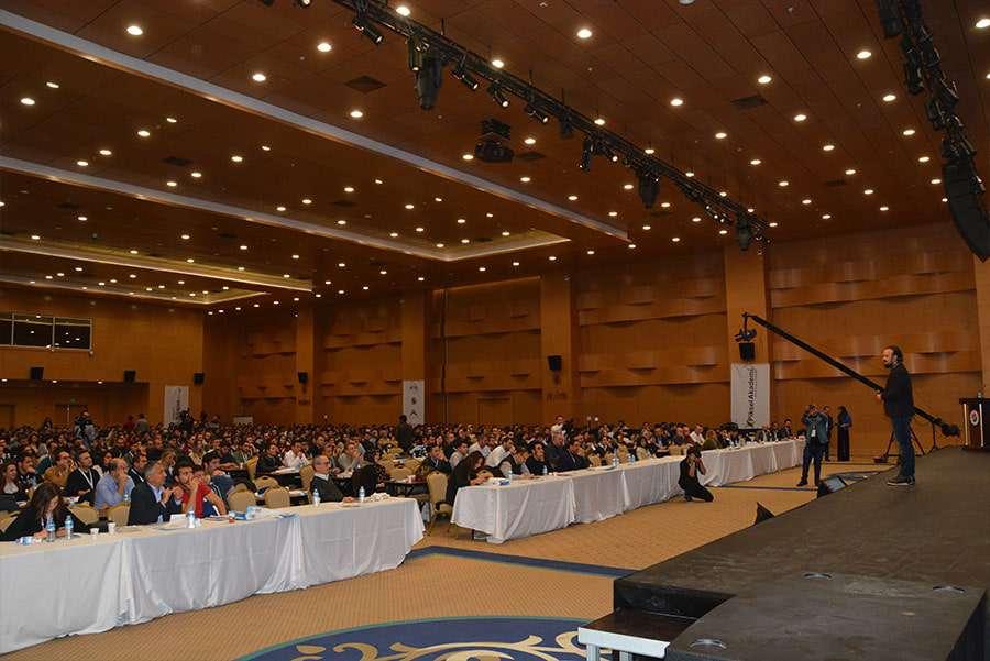 Dr Özgür AKIN Antalyada Düzenlenen 4 Akdeniz Bilişim Zirvesine Konuk Oldu - 2
