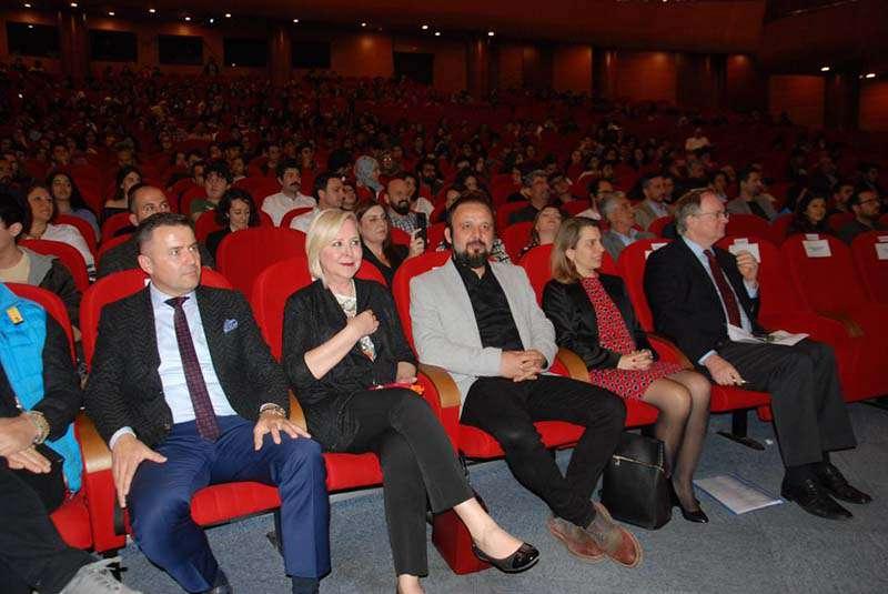 Dr Özgür Akın Mersinde Düzenlenen Türkiye Avrupa Birliği Dijital Gelecek Forumu Etkinliğine Katılım Sağladı - 10
