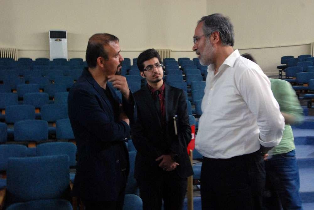 Elazığ Fırat Üniversitesi nde AKINSOFT Yönetim Kurulu Başkanı Dr Özgür AKIN ile Söyleşi - 9