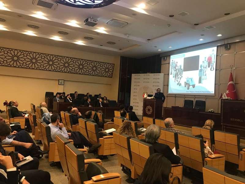 Dr Özgür AKIN İstanbul Ticaret Odasında Yapay Zeka Dönüşümü ve Robot Uygulamaları Etkinliğine Katılım Sağladı - 2