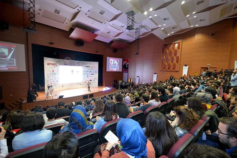 Dr Özgür AKIN Kayseri Erciyes Üniversitesi Öğrencileriyle Buluştu - 18