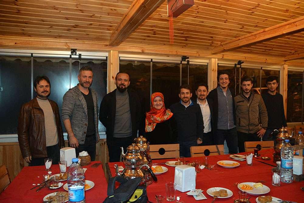 AKINSOFT Yönetim Kurulu Başkanı Dr Özgür AKIN KYK Tematik Kış Kampları Kocaeli ArGe İnovasyon Yapay Zeka Kampına Katıldı - 4