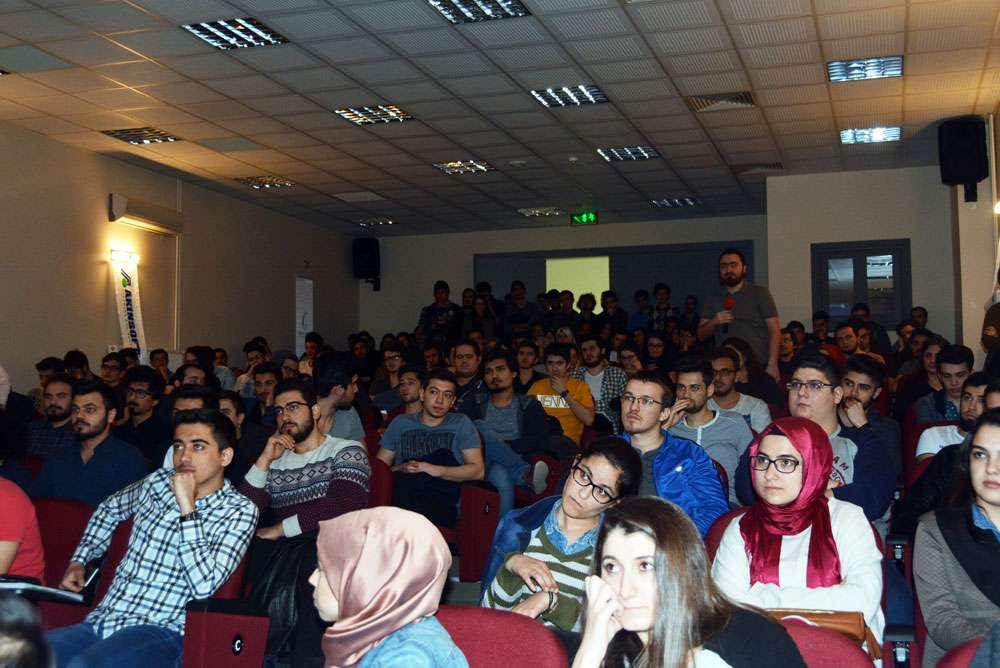 AKINSOFT Yönetim Kurulu Başkanı Dr Özgür AKIN Manisa Celal Bayar Üniversitesinde - 16