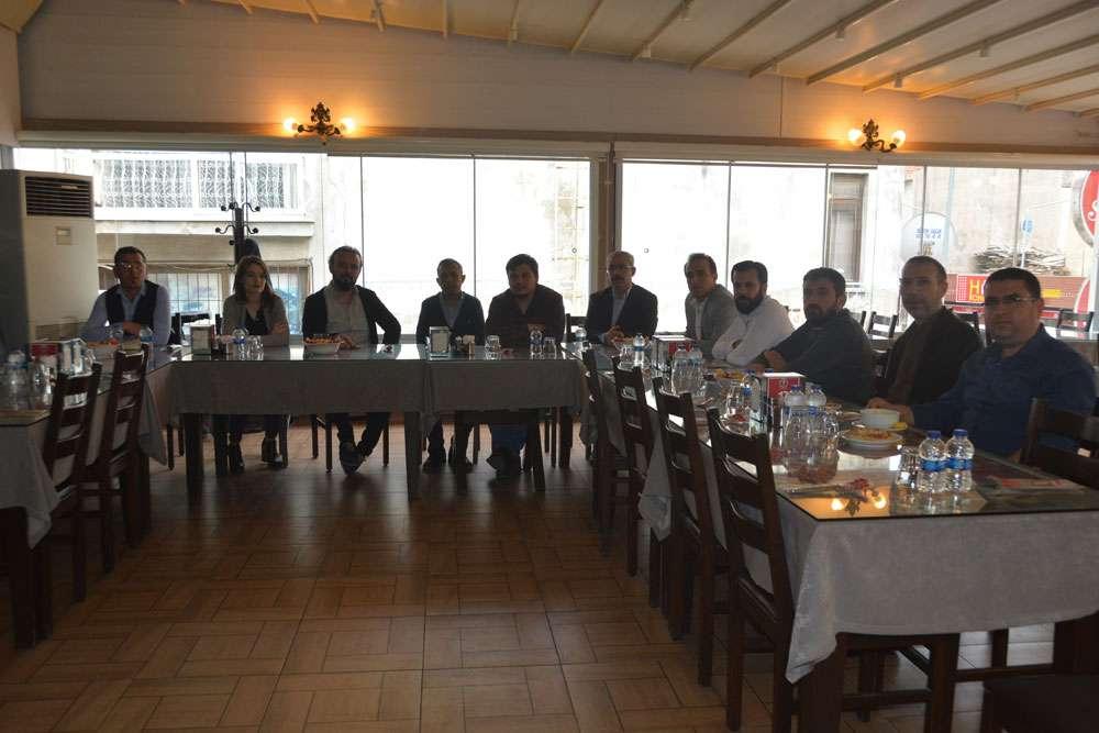 AKINSOFT Yönetim Kurulu Başkanı Dr Özgür AKIN Manisa Aydın İzmir Çözüm Ortakları ile Buluştu - 3