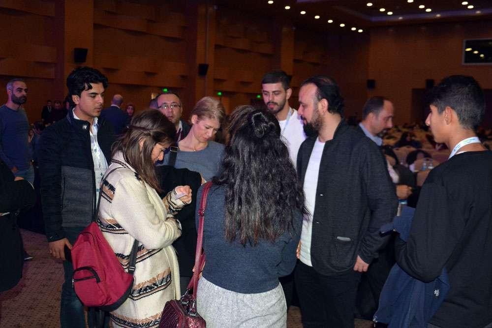 AKINSOFT Yönetim Kurulu Başkanı Dr Özgür AKIN  Antalyada Düzenlenen 3 Akdeniz Bilişim Zirvesinde - 12