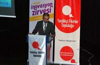 AKINSOFT Konya Selçuk Üniversitesi Ulusal İnovasyon Zirvesinde - 2