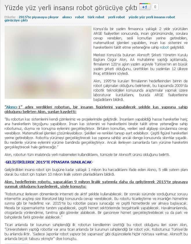 kamupersonel.com web sayfasında yayınlanan