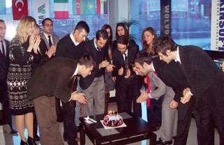 AKINSOFT İstanbul Bölge Müdürlüğünde 4 Aralık coşkusu