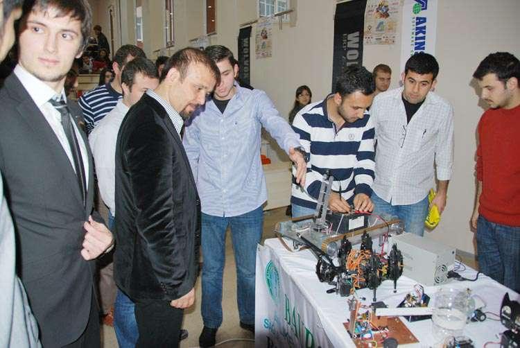 AKINSOFT Yönetim Kurulu Başkanı Özgür AKIN Balıkesir Üniversitesi nde - 12