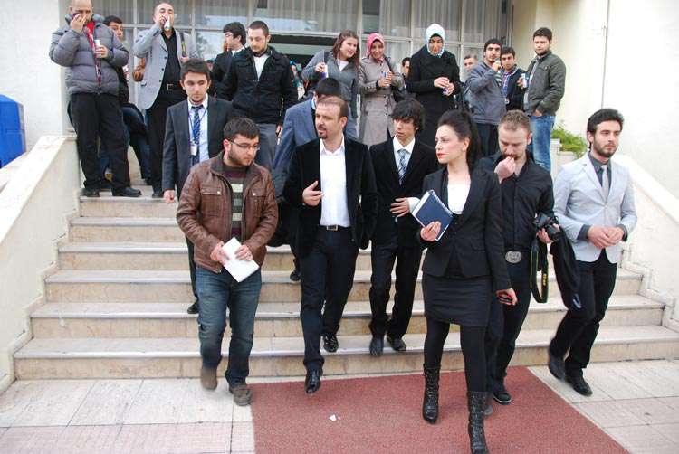 AKINSOFT Yönetim Kurulu Başkanı Özgür AKIN Adana Çukurova Üniversitesi nde - 8
