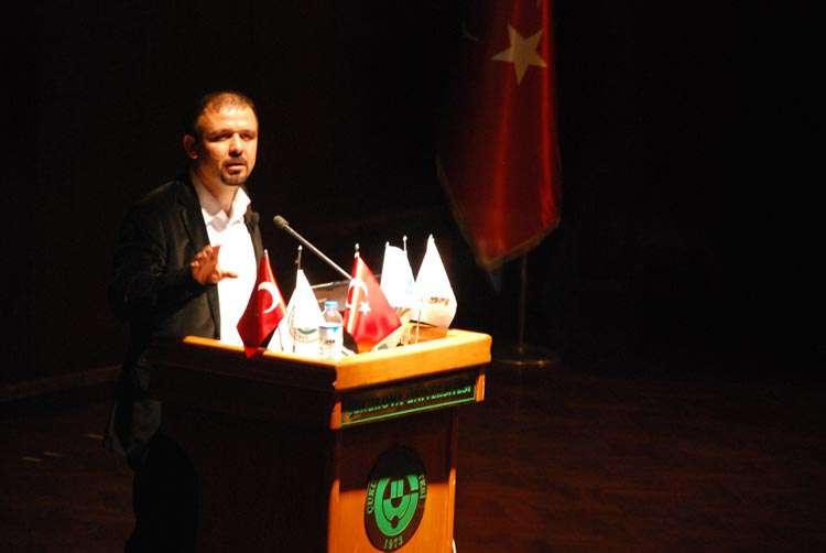AKINSOFT Yönetim Kurulu Başkanı Özgür AKIN Adana Çukurova Üniversitesi nde - 17