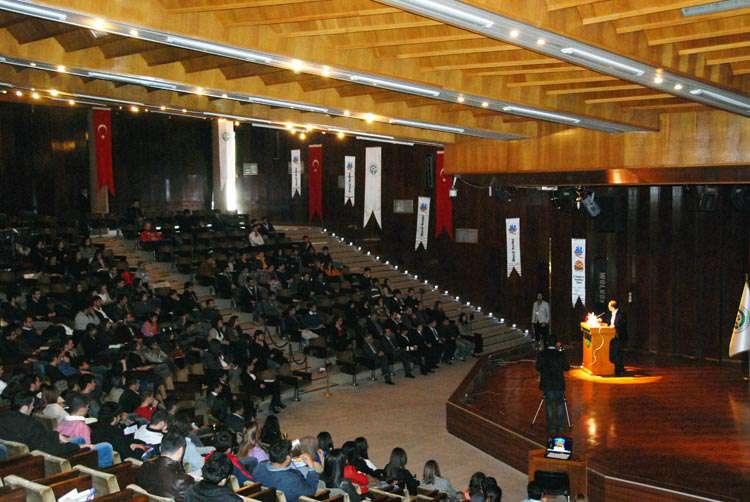 AKINSOFT Yönetim Kurulu Başkanı Özgür AKIN Adana Çukurova Üniversitesi nde - 19