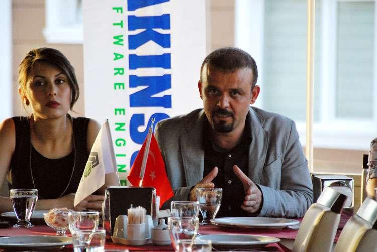 AKINSOFT Yönetim Kurulu Başkanı Özgür AKIN Kocaeli Çözüm Ortakları yla Buluştu - 10