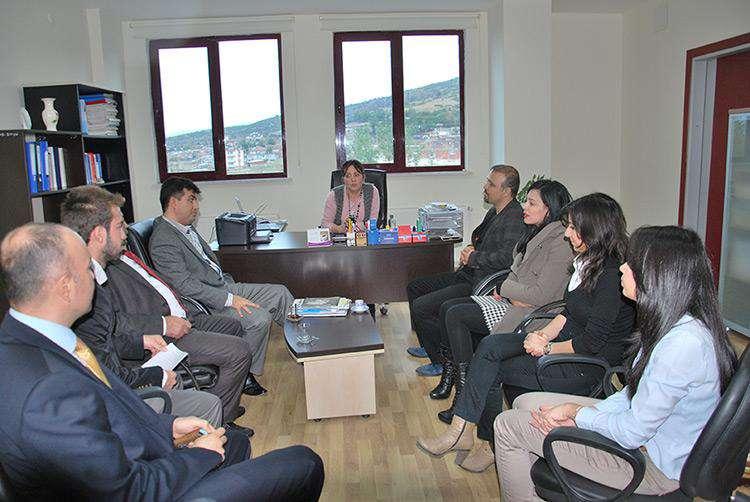 AKINSOFT Yönetim Kurulu Başkanı Özgür AKIN Burdur Mehmet Akif Ersoy Üniversitesi nde - 10