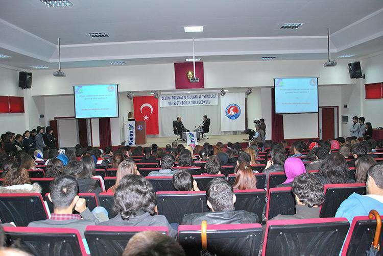 AKINSOFT Yönetim Kurulu Başkanı Özgür AKIN Burdur Mehmet Akif Ersoy Üniversitesi nde - 3