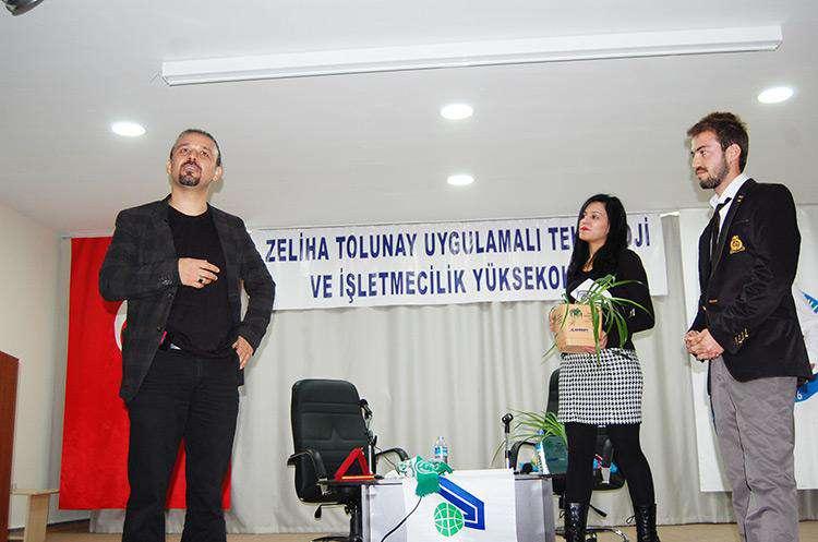 AKINSOFT Yönetim Kurulu Başkanı Özgür AKIN Burdur Mehmet Akif Ersoy Üniversitesi nde - 13