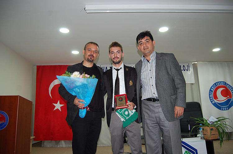 AKINSOFT Yönetim Kurulu Başkanı Özgür AKIN Burdur Mehmet Akif Ersoy Üniversitesi nde - 4