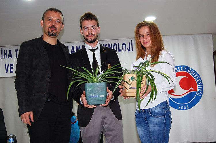 AKINSOFT Yönetim Kurulu Başkanı Özgür AKIN Burdur Mehmet Akif Ersoy Üniversitesi nde - 6