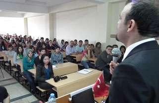 AKINSOFT Yönetim Kurulu Başkanı Özgür AKIN Konya Akşehir MYO Öğrencileri ile Buluştu - 4