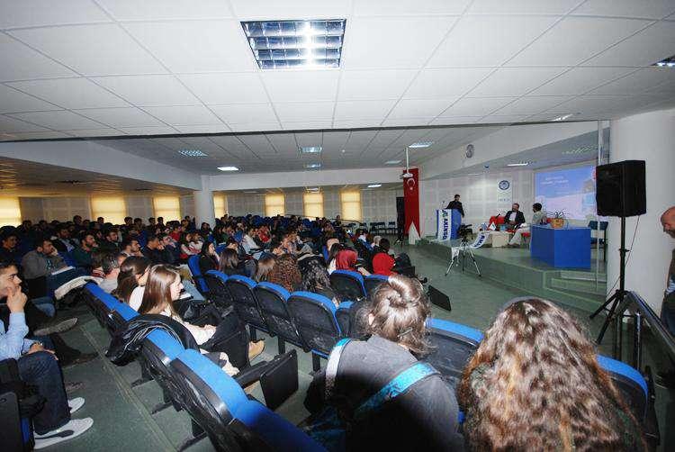 Dr Özgür AKIN Kütahya Dumlupınar Üniversitesi nde Söyleşide - 7