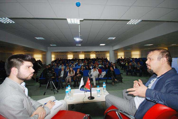 Dr Özgür AKIN Kütahya Dumlupınar Üniversitesi nde Söyleşide - 6