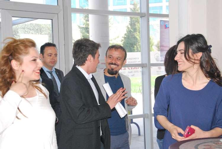 Eskişehir Osmangazi Üniversitesi nde Dr Özgür AKIN Söyleşisi - 11