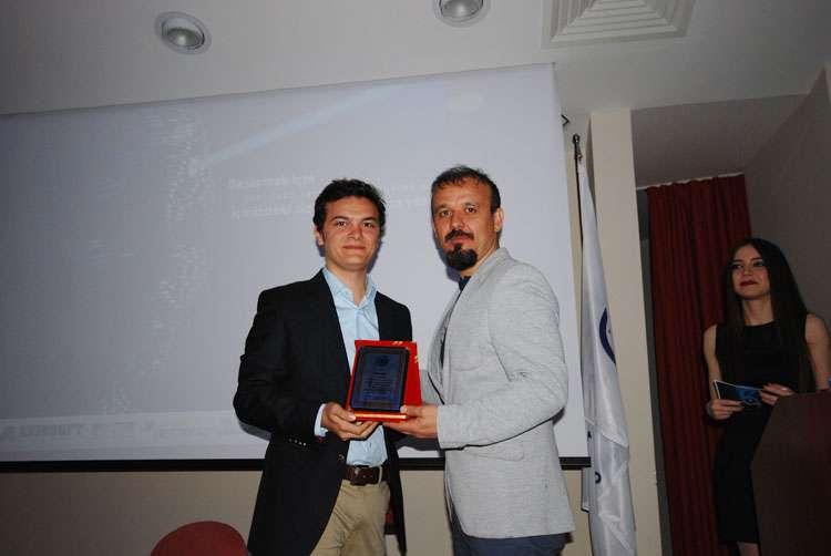 Eskişehir Osmangazi Üniversitesi nde Dr Özgür AKIN Söyleşisi - 1