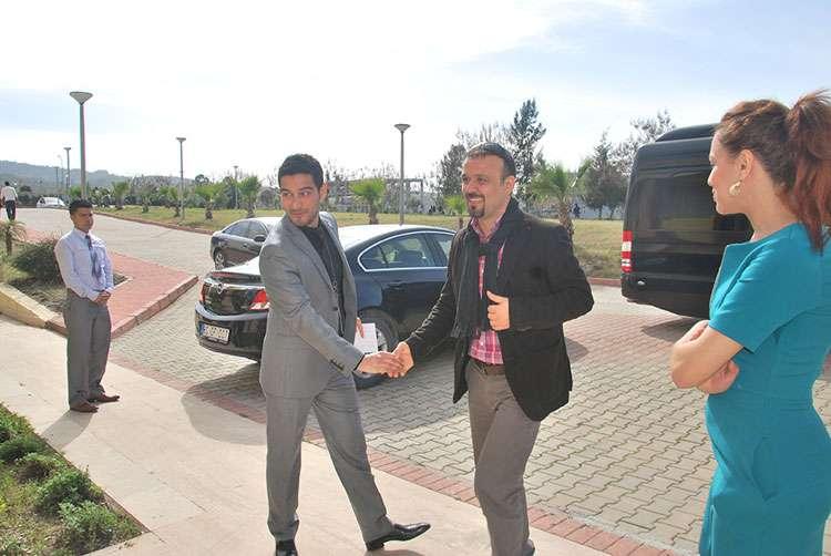 AKINSOFT Yönetim Kurulu Başkanı Özgür AKIN Osmaniye Korkut Ata Üniversitesi nde - 6