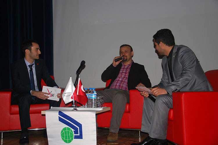 AKINSOFT Yönetim Kurulu Başkanı Özgür AKIN Osmaniye Korkut Ata Üniversitesi nde - 13