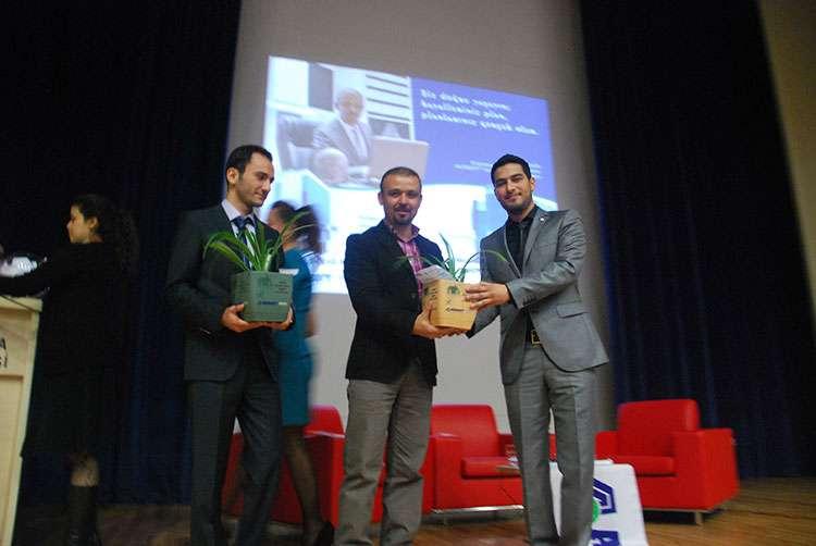 AKINSOFT Yönetim Kurulu Başkanı Özgür AKIN Osmaniye Korkut Ata Üniversitesi nde - 2