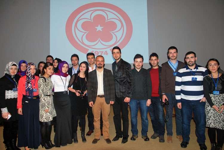 Sivas Cumhuriyet Üniversitesi nde AKINSOFT Yönetim Kurulu Başkanı Dr Özgür AKIN ile Söyleşi - 6