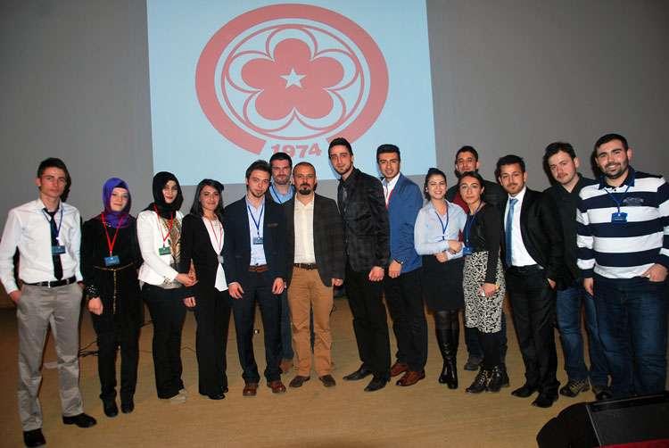 Sivas Cumhuriyet Üniversitesi nde AKINSOFT Yönetim Kurulu Başkanı Dr Özgür AKIN ile Söyleşi - 22