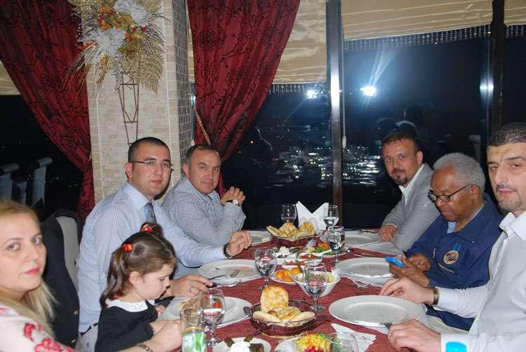 Arnavutluk Cumhuriyeti Büyükelçisi ve ABD Eski Büyükelçisi Özgür AKIN ve Konya yı Ziyaret Etti - 5