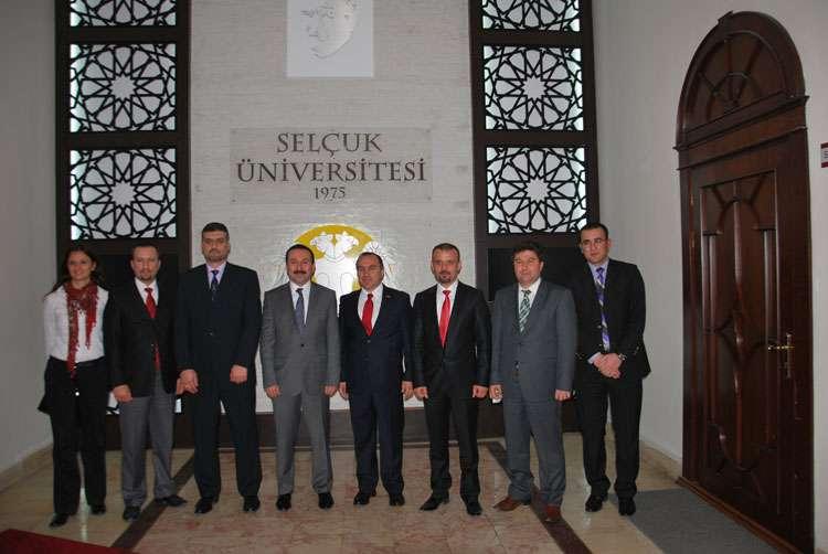 Arnavutluk Cumhuriyeti Büyükelçisi nin AKINSOFT Ziyareti - 19