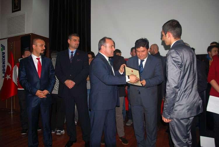 Arnavutluk Cumhuriyeti Büyükelçisi nden Dr Özgür AKIN ve Konya ya Ziyaret - 16