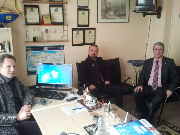 AKINSOFT Yönetim Kurulu Başkanı Özgür AKIN, AKINSOFT İstanbul Çözüm Ortaklarını Ziyaret Etti