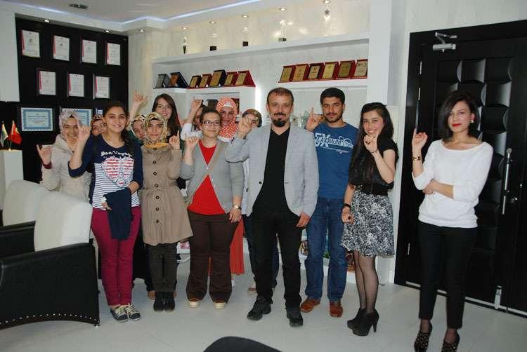 Necmettin Erbakan Üniversitesi Bilgisayar ve Öğretim Teknolojileri Öğrencilerinden Dr Özgür AKIN Ziyareti - 8