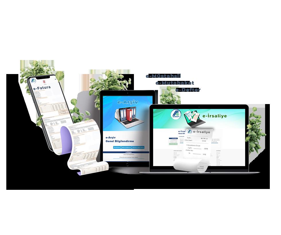 e-Dönüşüm Çözümleri   AKINSOFT